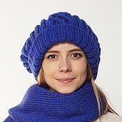 Аксессуары handmade. Livemaster - original item Cashmere hat