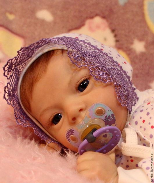 Куклы-младенцы и reborn ручной работы. Ярмарка Мастеров - ручная работа. Купить Кукла реборн ЛЕРА. Handmade. Бежевый