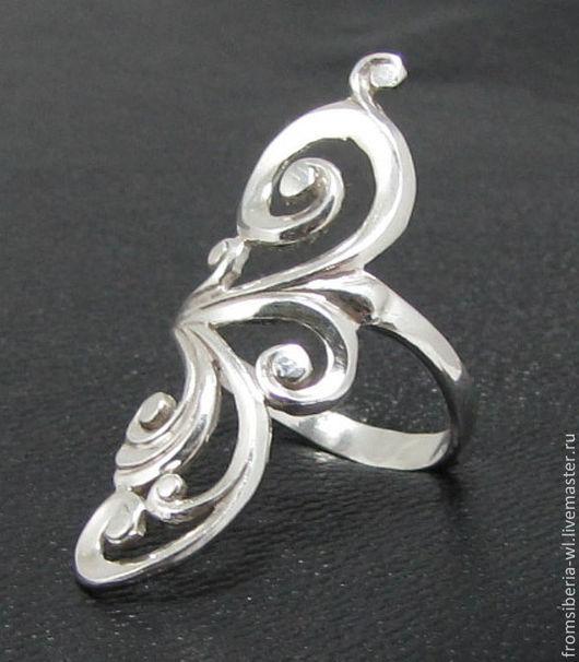 Кольца ручной работы. Ярмарка Мастеров - ручная работа. Купить Кольцо К121 серебро 925. Handmade. Серебряное кольцо