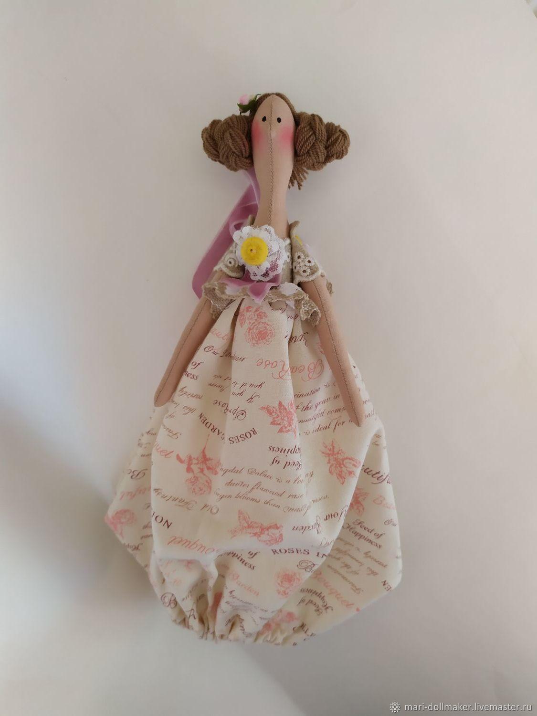 Кукла-пакетница+подарок рукавица!, Кармашки, Армавир, Фото №1