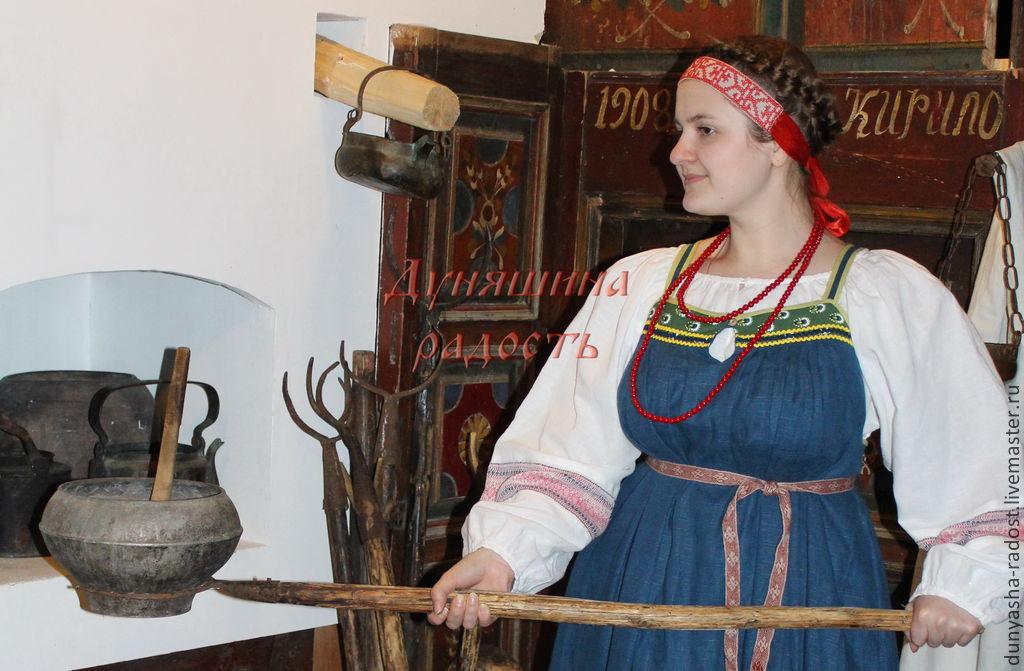 Ручная работа русской женщины 7 фотография
