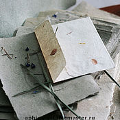 """Канцелярские товары ручной работы. Ярмарка Мастеров - ручная работа """"Элегия""""- конверты и бумага ручной работы. Handmade."""