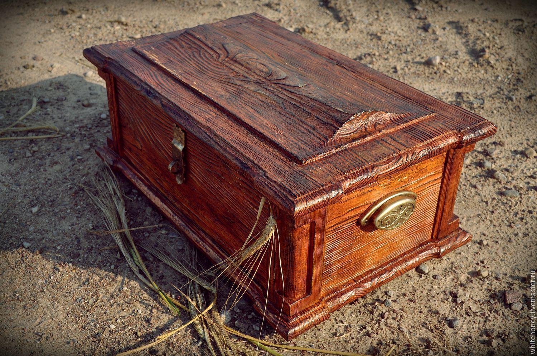 Chest 'For wealth', Box, Vitebsk,  Фото №1