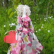"""Куклы и игрушки ручной работы. Ярмарка Мастеров - ручная работа Кукла тильда """" Ангел Хлоя """". Handmade."""