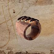 """Украшения ручной работы. Ярмарка Мастеров - ручная работа Кольцо """"Шнурочки"""". Handmade."""