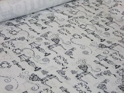 Шитье ручной работы. Ярмарка Мастеров - ручная работа. Купить D&G скуба костюмно-плательная, Италия. Handmade. Итальянские ткани