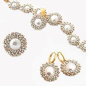 Материалы для творчества handmade. Livemaster - original item Element jewelry