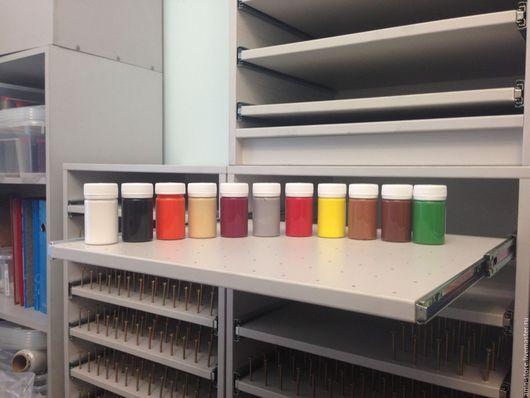 Другие виды рукоделия ручной работы. Ярмарка Мастеров - ручная работа. Купить краска для уреза  KENDA FARBEN Orly SL Opaco (55 ml) - МАТОВАЯ. Handmade.