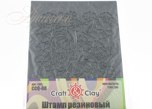 Текстурный штамп Цветение Craft&Clay (Китай)