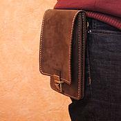 Классическая сумка ручной работы. Ярмарка Мастеров - ручная работа Ременная сумка. Handmade.