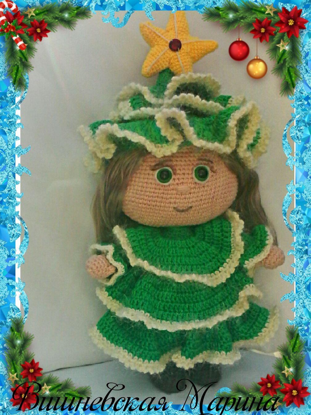 Бонни-ёлочка, Мягкие игрушки, Брянск,  Фото №1