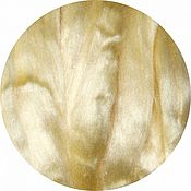 handmade. Livemaster - original item Indian Silk Mulberry (mulberry) natural Yellow.10 gr Germany. Handmade.