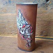 Канцелярские товары handmade. Livemaster - original item Pencil. Pencil case. Handmade.