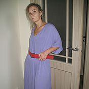 Одежда ручной работы. Ярмарка Мастеров - ручная работа бохо платье (хлопок). Handmade.