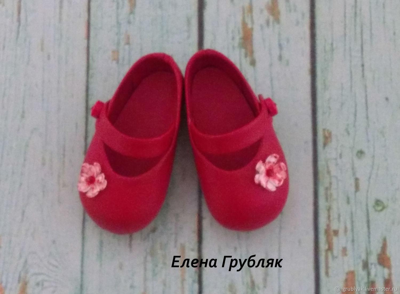 Туфли для Паолы Рейна, Одежда для кукол, Снежногорск, Фото №1