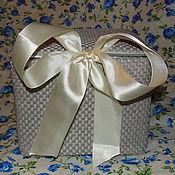 Украшения для дома ручной работы. Ярмарка Мастеров - ручная работа Коробка для подарка. Handmade.