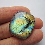 Материалы для творчества handmade. Livemaster - original item Labradorite. Cabochon №73. Handmade.