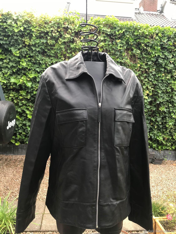 Betty Barclay lamb leather jacket, p. M, Germany, Vintage clothing, Arnhem,  Фото №1