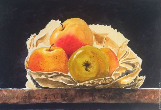 По мотивам картины итальянского художника  Ottorino De Lucchi.