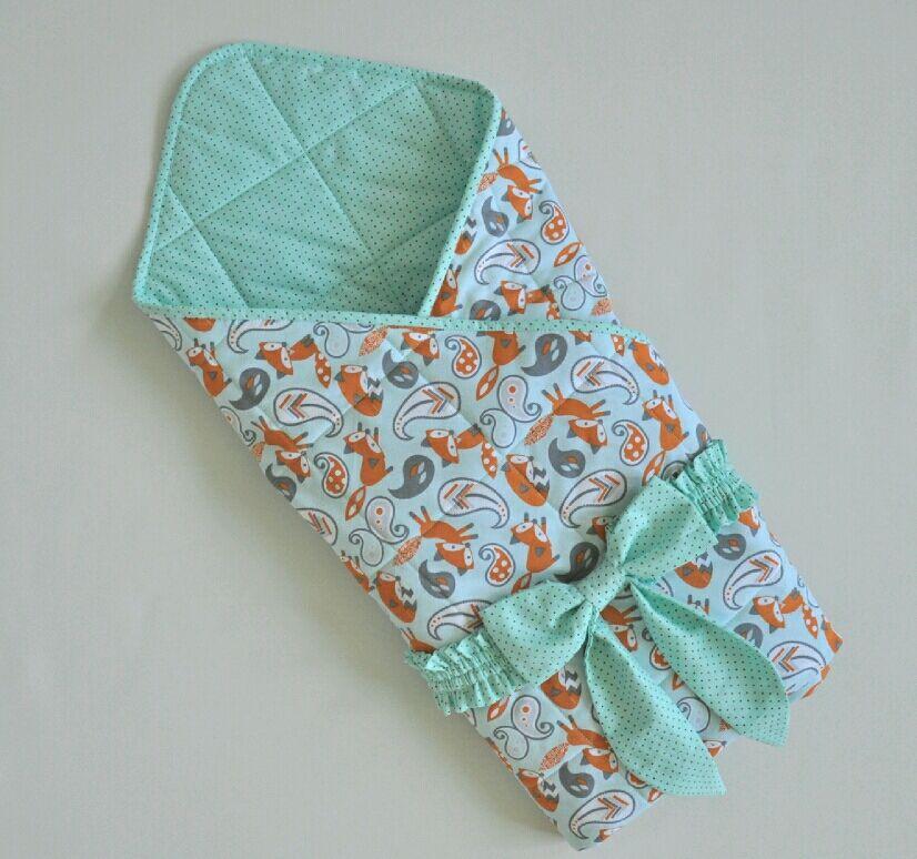 Одеяло - конверт на выписку для девочки для мальчика, Конверты на выписку, Санкт-Петербург,  Фото №1