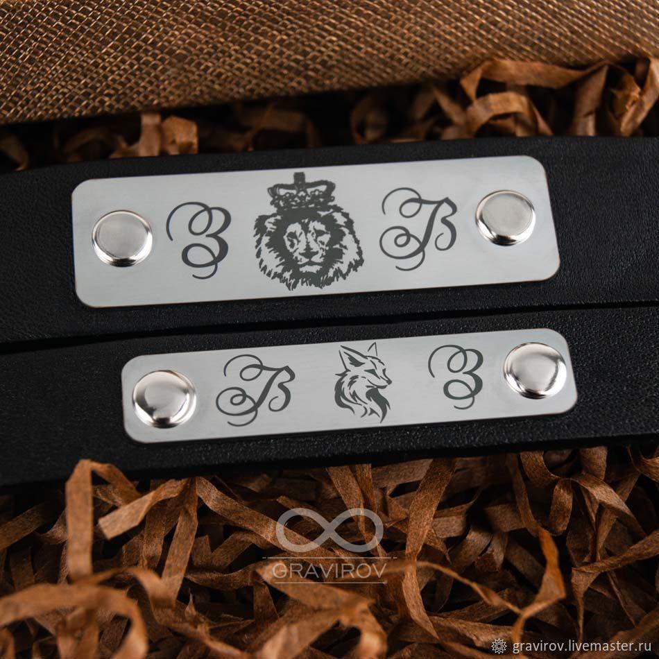 Парные браслеты Casual Black, Браслет из бусин, Москва,  Фото №1