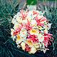 Свадебные цветы ручной работы. Необычный букет невесты. Платонова Татьяна (flowercharm). Ярмарка Мастеров. Подарок на свадьбу, декор свадьбы