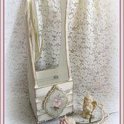 """Для дома и интерьера ручной работы. Ярмарка Мастеров - ручная работа Короб для вина """"А ля романтик"""". Handmade."""