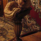 Для дома и интерьера handmade. Livemaster - original item Vase Romance ( the dawn don`t Wake her up). Handmade.