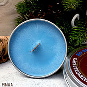 Сувениры и подарки handmade. Livemaster - original item Soy scented candle with a Christmas scent in the range.. Handmade.