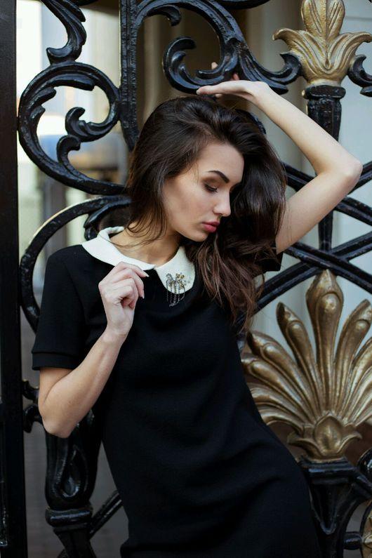 Платья ручной работы. Ярмарка Мастеров - ручная работа. Купить Little Black Dress. Handmade. Черное платье, стильное платье