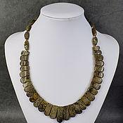 handmade. Livemaster - original item Medical necklace natural raw not polished amber. Handmade.