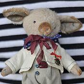 Куклы и игрушки ручной работы. Ярмарка Мастеров - ручная работа Хрюш юнга - 20%. Handmade.