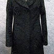 Одежда ручной работы. Ярмарка Мастеров - ручная работа Пальто из каракуля. Handmade.
