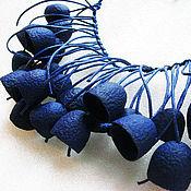 """Украшения ручной работы. Ярмарка Мастеров - ручная работа Бусы """"Колокольчики мои"""". Handmade."""