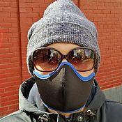 Аксессуары handmade. Livemaster - original item Protective mask: Unisex dust and virus protection mask. Handmade.