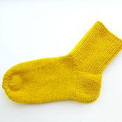 Аксессуары ручной работы. Ярмарка Мастеров - ручная работа носки вязанные (носки, носочки женские). Handmade.