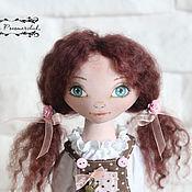 Куклы и игрушки ручной работы. Ярмарка Мастеров - ручная работа Текстильная кукла Бони. Handmade.
