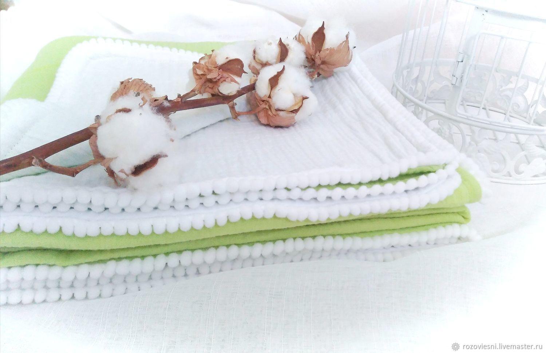 Муслиновое одеяло, Одеяла, Волгоград,  Фото №1