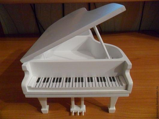 """Шкатулки ручной работы. Ярмарка Мастеров - ручная работа. Купить шкатулка """"рояль"""". Handmade. Шкатулка для украшений, шкатулка из дерева, любимой"""