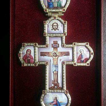 Картины и панно ручной работы. Ярмарка Мастеров - ручная работа Крест. Handmade.