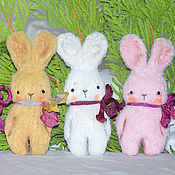 Куклы и игрушки ручной работы. Ярмарка Мастеров - ручная работа Брошки-крошки. Handmade.