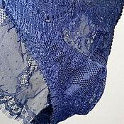Одежда handmade. Livemaster - original item Men`s lace panties. Handmade.