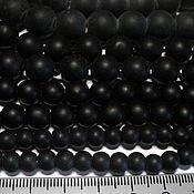 Материалы для творчества ручной работы. Ярмарка Мастеров - ручная работа Шунгитовый сланец 4, 6, 8, 10, 12 мм. Handmade.
