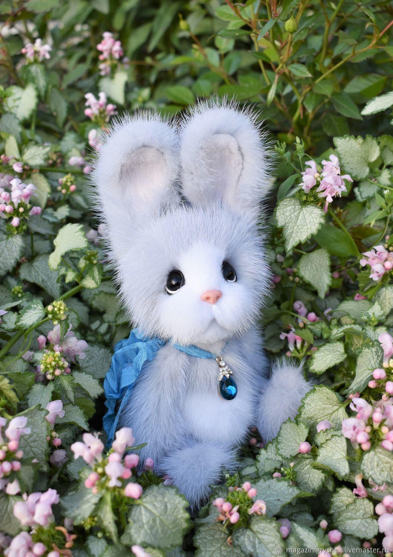 Hare. Toy fur, Teddy Toys, Novosibirsk,  Фото №1
