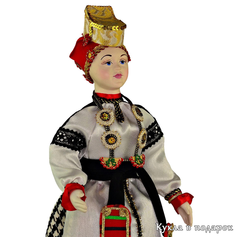 Воронежская кукла в национальном костюме – купить на ...