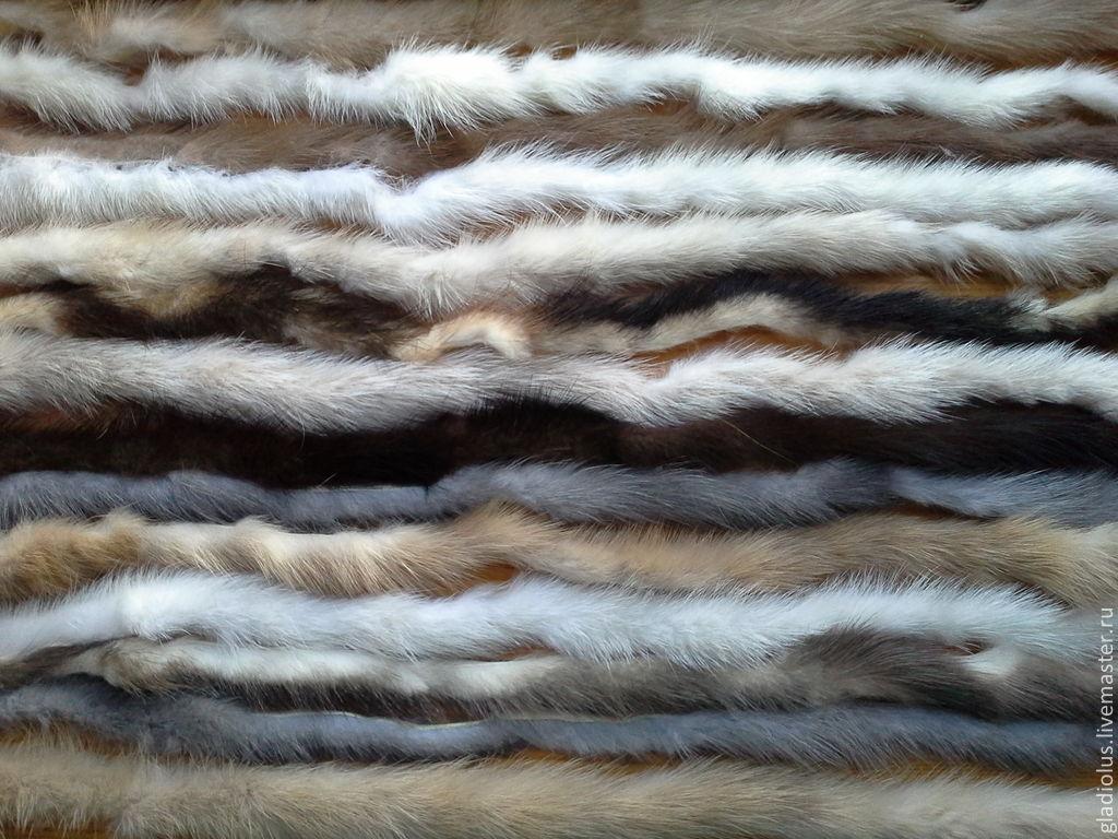 Изделия из меха своими руками фото