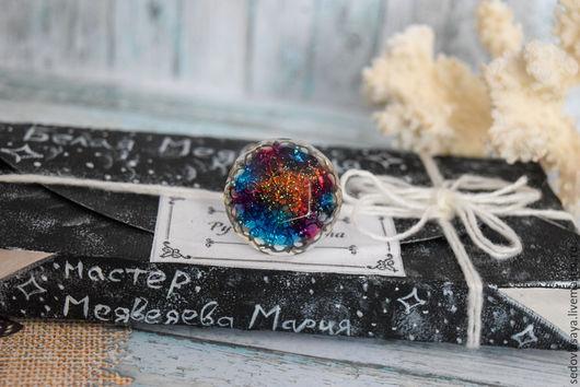 """Кольца ручной работы. Ярмарка Мастеров - ручная работа. Купить кольцо """"Фантазия"""". Handmade. Комбинированный, кольцо ручной работы"""