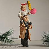 Сувениры и подарки handmade. Livemaster - original item Christmas toy