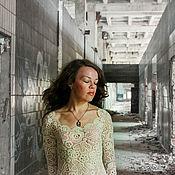 """Одежда ручной работы. Ярмарка Мастеров - ручная работа Платье """"Жемчужина"""". Handmade."""