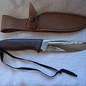 """Ножи ручной работы. Ярмарка Мастеров - ручная работа Нож """"Турист"""". Handmade."""